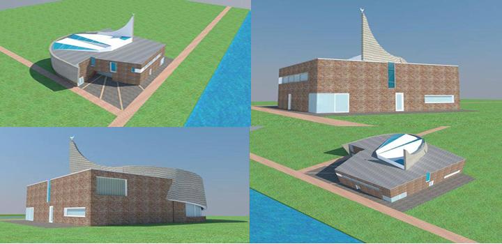 Behoud skatebaan bij nieuwe moskee in Medemblik
