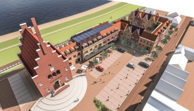 Oplossing parkeren in binnenstad Medemblik combineren met ontwikkeling oude stadhuis