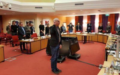 Nieuw commissielid Roelandt Paarlberg